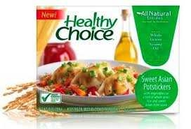 Healthy Choice brand frozen meals