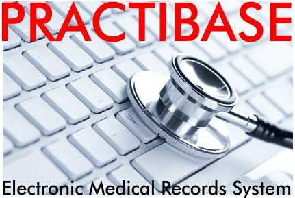 Practibase electronic medical records system from Holland Clinic