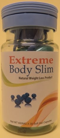 Extreme Body Slim is Tainted with Sibutramine